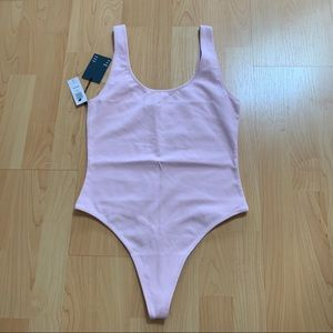 NEW Pink Wilfred Free body suit